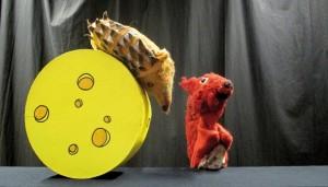 Ich wär so gern ein wildes Tier - Theateraufführung - Ost Passage Theater - Konrad Eisenbahn e.V.